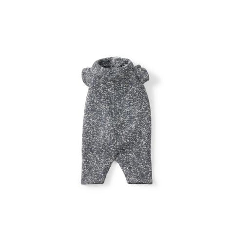 stormy grey romper - available