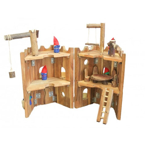 hollow tree castle - SALE