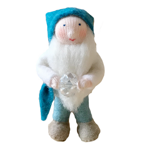 blue gnome - available