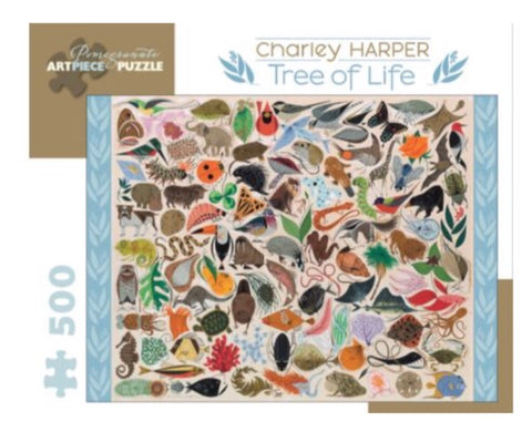 tree of life 500pc puzzle