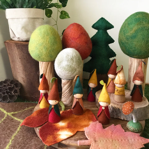 autumn gnomes