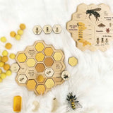 bee hive puzzle - available