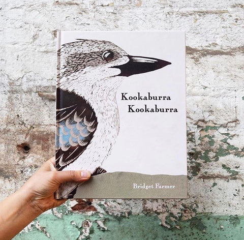 kookaburra kookaburra by bridget farmer - available