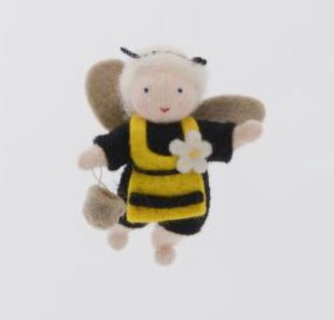 female bee - available