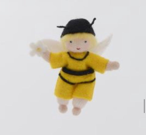 male bee - available