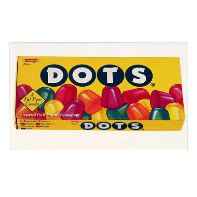 Dots Notecard