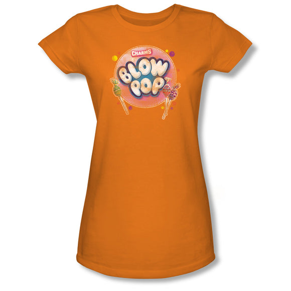 Blow Pop Bubble (Orange) Junior Tee