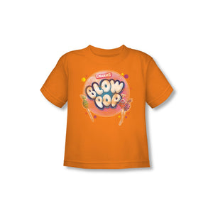 Blow Pop Bubble (Orange) Toddler Tee