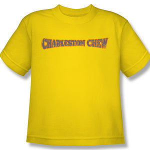 Charleston Chew Logo (Yellow) Youth Tee