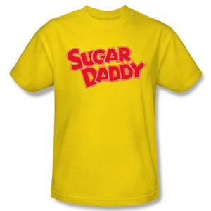Sugar Daddy (Yellow) T-Shirt - TootsieShop.com