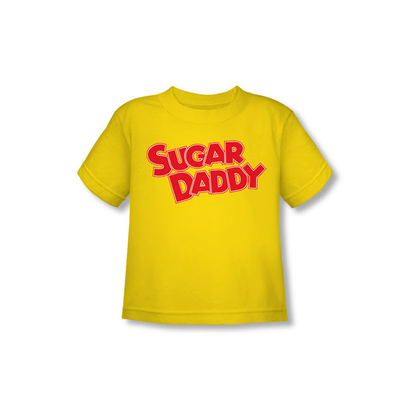 Sugar Daddy (Yellow) Toddler Tee - TootsieShop.com