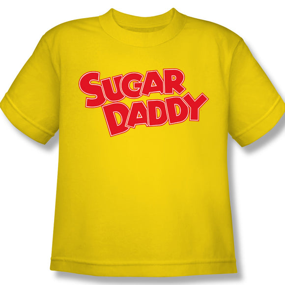 Sugar Daddy (Yellow) Youth Tee - TootsieShop.com