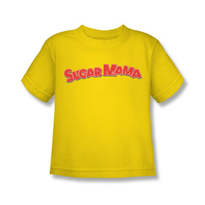 Sugar Mama (Yellow) Kids Tee - TootsieShop.com