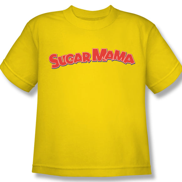 Sugar Mama (Yellow) Youth Tee - TootsieShop.com