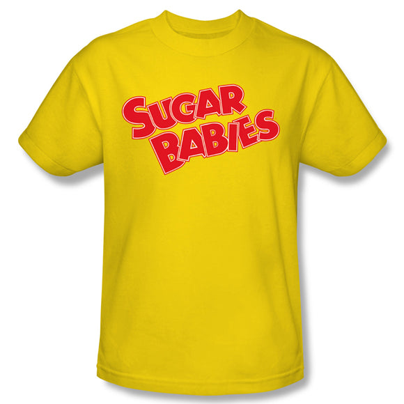 Sugar Babies (Yellow) T-Shirt - TootsieShop.com