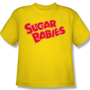 Sugar Babies (Yellow) Youth Tee - TootsieShop.com