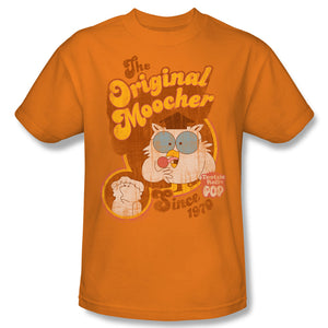 Original Moocher (Orange) T-Shirt - TootsieShop.com