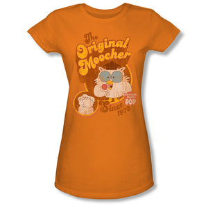 Original Moocher (Orange) Junior Tee - TootsieShop.com