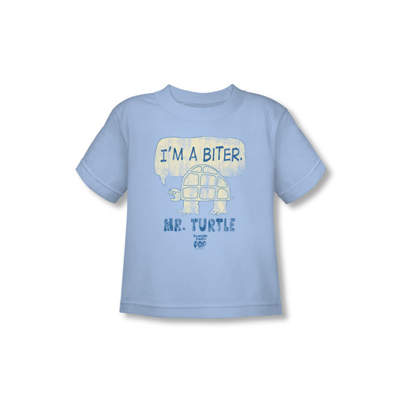 I'm A Biter (Blue) Toddler Tee