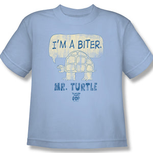 I'm a Biter (Blue) Youth Tee