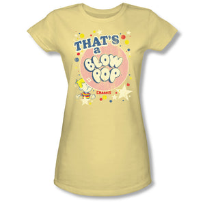 That's A Blow Pop (Banana) Junior Tee - TootsieShop.com