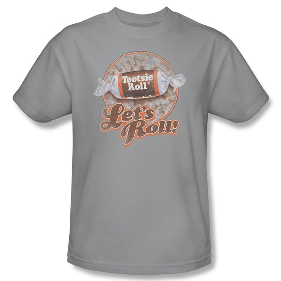 Let's Roll! (Silver) T-Shirt