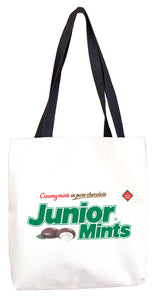 Jr Mints Tote Bag - TootsieShop.com