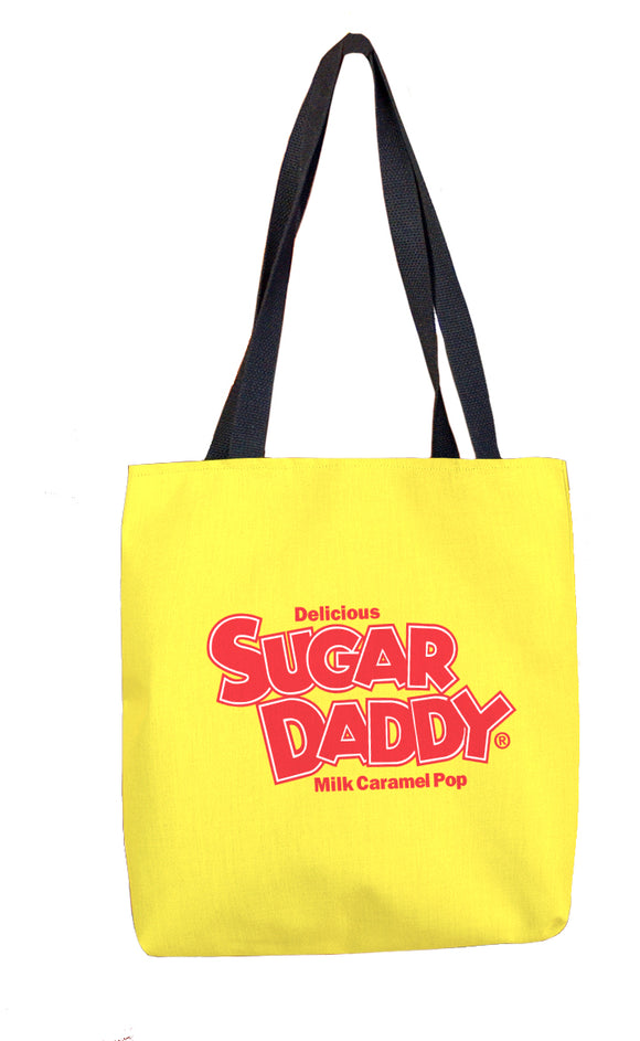 Sugar Daddy Tote Bag - TootsieShop.com