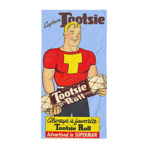 Captain Tootsie Towel