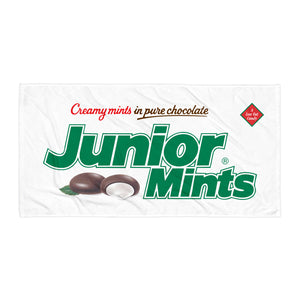 Jr Mints Towel - TootsieShop.com