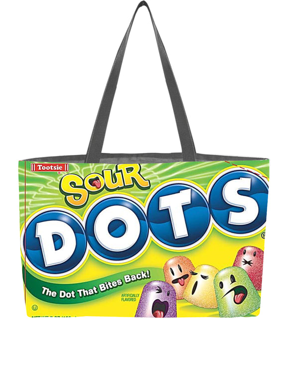 Sour Dots Weekender Tote