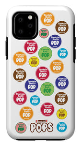 Tootsie Pops White Background iPhone Case