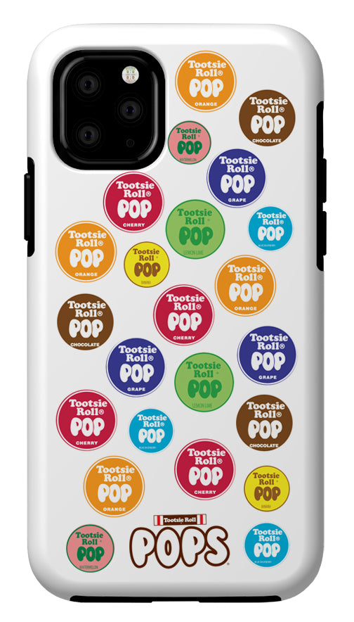 Tootsie Pops White Background iPhone Case - TootsieShop.com