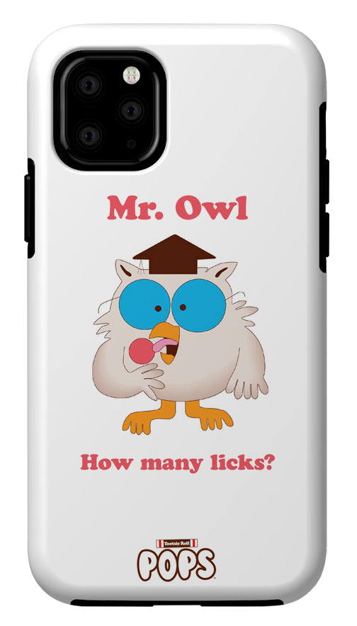 Mr Owl iPhone Case