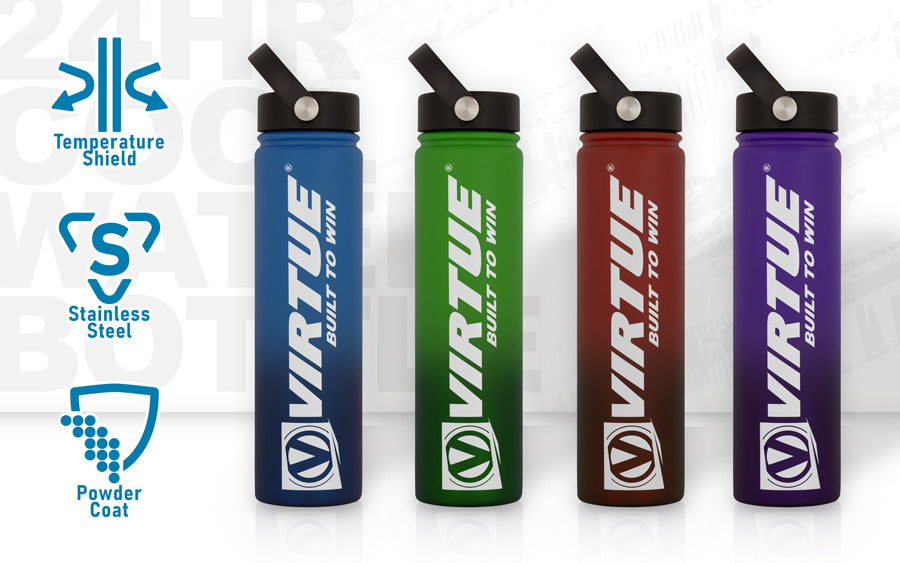 24Hr Cool Water Bottle - All Colors