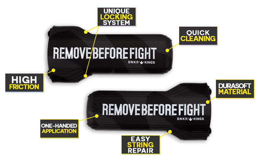 Bunker Kings Evalast Barrel Cover Remove Before Fight Black Features