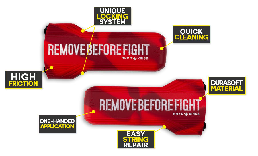 Bunker Kings Evalast Barrel Cover Remove Before Fight Red Features