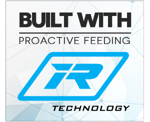Built with IR Proactive Feeding Tech
