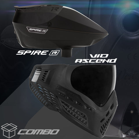 Virtue Spire IR + Ascend Value Combo - Black