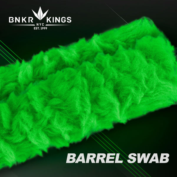 Bunkerkings Barrel Swab - Lime