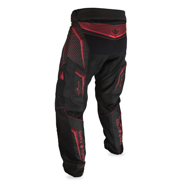 zzz - Bunkerkings V2 Supreme Pants - Red