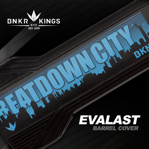Bunkerkings - Evalast Barrel Cover - Beatdown City