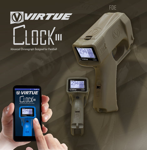 Virtue Clock III Chrono - FDE