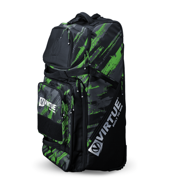 Virtue High Roller V2 Gearbag - Graphic Lime