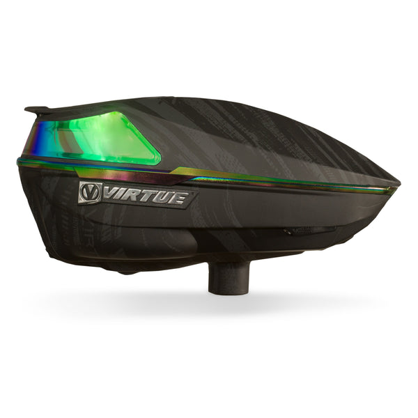 Virtue Spire IV Loader - Graphic Emerald