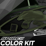 Virtue Spire III - Color Kit - Olive