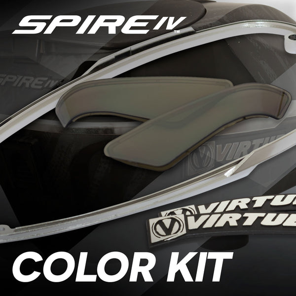 Virtue Spire III / IV Color Kit - Chrome