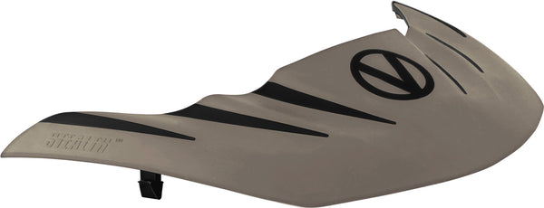 zzz - Virtue VIO Stealth Visor - Black/FDE