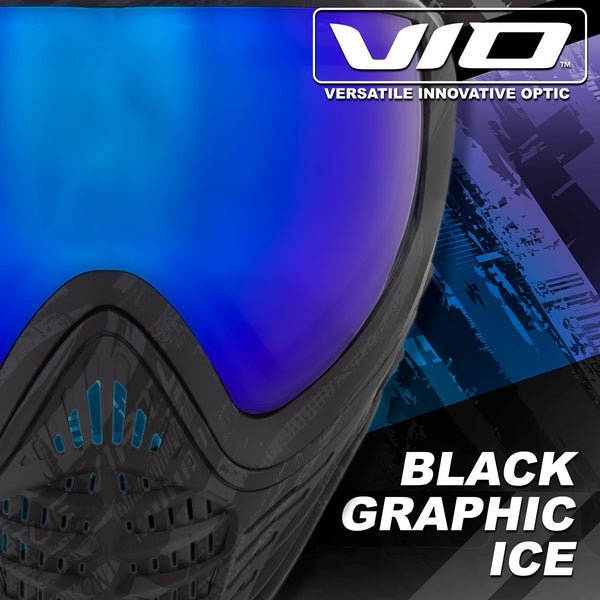 Virtue VIO Contour II  - Graphic Black Ice