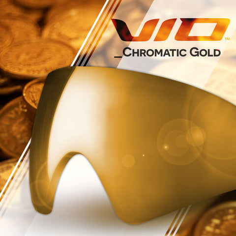 VIO Lens - Chromatic Gold